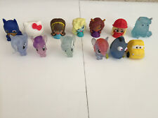 13 x Fashems collection Little Pony CRYSTAL+monter High+ hello kity Squishy Toy