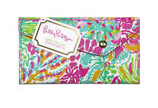 LILLY PULITZER SUNGLASS CASE SPOT YA Collapsible, Holds Large Sunglasses NEW N