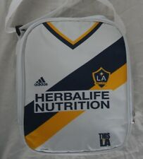 ADIDAS LA Galaxy Lunch Box Ice Bag Cooler 2014 Gyasi Zardes USMNT MLS Kids Rare