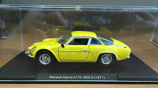 "DIE CAST "" RENAULT ALPINE A110 1600 S (1971) "" SCALA 1/24  AUTO VINTAGE"