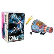 Véhicule japonais Métal vintage - Space capsule Mystery Action - Horikawa