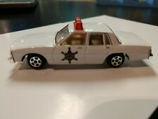 Ertl Diecast 1/64 Scale The Dukes Of Hazzard Police Car - New Old Stock!