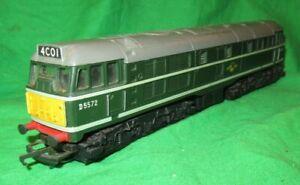 Triang OO gauge R357 Brush Type 2 Class 31 Diesel loco for overhaul