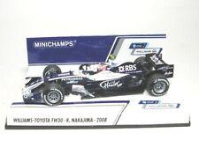 Williams-Toyota FW 30 N° 8 K. Nakajima Fórmula 1 2008