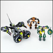 LEGO Exo-Force Pack – Sonic Phantom, Claw Crusher, Cyclone… (All 100% COMPLETE!)
