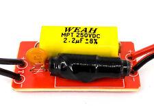 2PCS 40W Car Treble Hifi Speaker Frequency Divider Tweeter Crossover Filter