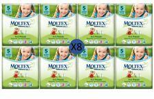 Moltex Couches Taille 5 Junior Biodégradable (8 x 26)