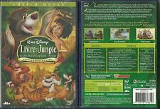 WALT DISNEY : LE LIVRE DE LA JUNGLE ( EDITION COLLECTOR 2 DVD ) NEUF EMBALLE NEW
