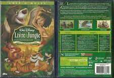 WALT DISNEY : LE LIVRE DE LA JUNGLE ( EDITION COLLECTOR 2 DVD ) / NEUF EMBALLE