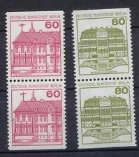 Berlin ZD 611, 674 je C/D senkrechte Paare postfrisch, #n238
