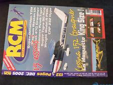 ** Revue RCM n°296 Plan encarté Cessna 182 Skylane / Cessna 152 Graupner