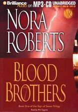 Nora ROBERTS / BLOOD BROTHERS       [ Audiobook ]
