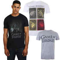 Game Of Thrones - Men's -T-Shirt - Official Licensed - Sizes S-XXL