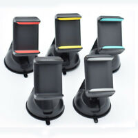 360° Car Windshield Dash Mount Holder GPS Cell Phone Stand Silicone Suction Cup