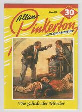 Allan Pinkerton 1 - 26 (0-1) Nachdruck fast komplett (13 + 18 fehlt)