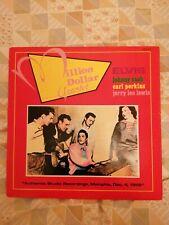 Original Million Dollar Quartet Elvis.Johnny Cash.Jerry Lee.Carl Perkins