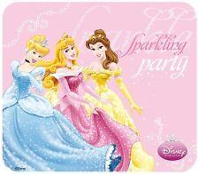 Mouse Pad - Disney Princess Sprakling Party Mouse Pad by Cirkuit Planet