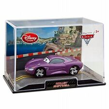 Disney Store Cars 2 Die Cast Collector Case Holley Shiftwell 1:43 Scale NEW