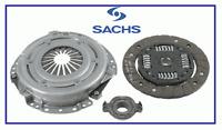 Neu Original Sachs CITROËN Saxo 1.0 1.1 1.4 VTS 96- 3 in 1 Kupplungssatz