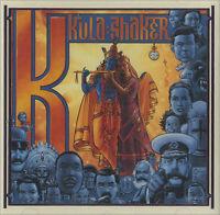 KULA SHAKER - K - Original 1996 UK 13-track CD album - ONLY £4.99 POST FREE (UK)