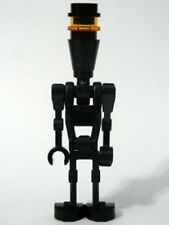 Lego Star Wars Minifig Assassin Droid Elite CLONE WARS BLACK 8015 8128