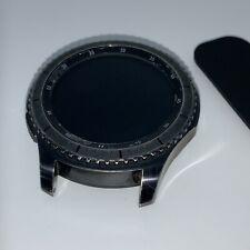 Samsung Gear S3 Frontier Dark Grey Smartwatch SM-R760NDAAXAR-