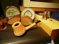 Bonsai Pipes handmade Olive Estate Pfeife  smoking pipe   pipa Rauchfertig!