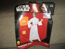 Rubie's Disney Star Wars Storm Princess Leia Adult Costume Standard Size Dress