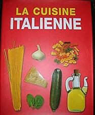 La cuisine italienne by Anonyme