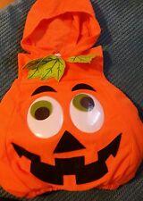 12-24 mesi 1-2 Anni Costume Di Halloween Zucca