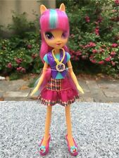"""My Little Pony Equestria Girls 9"""" Doll Friendship Games Sour Sweet New Loose"""