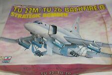 ESCI 1:72 TU22 M / TU26 BACKFIRE B STRATEGIC BOMBER