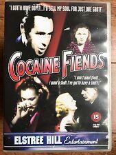 Noel Madison COCAINE FIENDS ~ 1935 Perils of Drugs Cult Film UK DVD