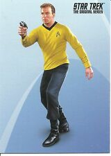 Star Trek Original Series Portfolio Prints Promo Trading Card #P1