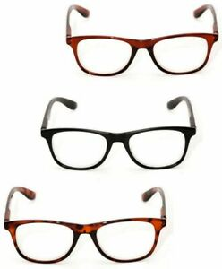 Any 2 PAIRS Mix N Match Classic Retro Reading Glasses Spring Hinges 9057