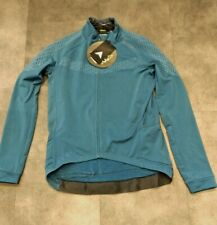 Altura Race Long Sleeve Thermal Jersey in Teal Size XL