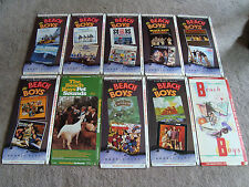Beach Boys Lot 10 CD Long Boxes Only - No Discs - No CDs