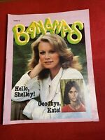 1979 Bananas Magazine #31 Kate Smith Shelly Hack Billy Joel Poster Video Games