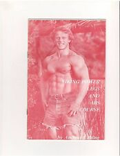ANDREAS CAHLING Viking Power Legs And Abs Bodybuilding Course 18 pages