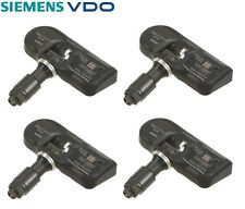 "4x- Volkswagen For Audi ""NEW"" Tire Pressure Monitoring Sensor TPMS315 MHz"