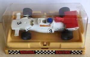Scalextric 090101 BRM P 180 Formule 1 avec boite vintage