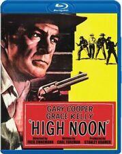 High Noon Blu-ray 1952 Gary Cooper 60th Anniversary Edition