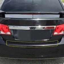 11 15 Fits Chevy Cruze Rear Bumper Ppf Clear Applique Scratch Guard Exact Fit