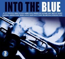 INTO THE BLUE BEST OF THE BLUE NOTE COLLECTION 1 (Davis, Miles, uvm.) 3 CD NEU
