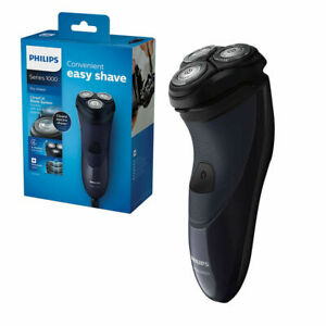 Philips S1100/04 Series 1000 Dry Men's Electric Shaver Close Cut Blade System