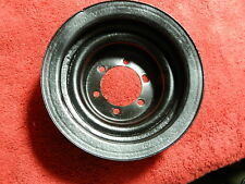 ORIGINAL HP 2 groove crank pulley 66-67-68-69 DART/BARRACUDA/VALIANT