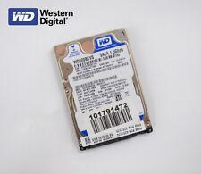 Western Digital 80GB Notebook Festplatte HDD SATA 2,5 Zoll WD800BEVS-08VAT1
