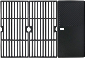 Grill Cooking Grates And Griddle 3Pcs For Charbroil Advantage Kenmore Broil King