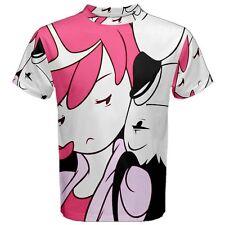 New Adventure Time Marceline sublimated T-shirt Men's Sport Mesh Tee Size XS-3XL