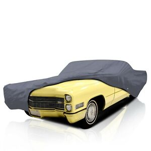 [PSD] Supreme Waterproof Car Cover for Cadillac DeVille 1959-1984 Coupe 2-Door
